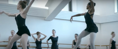VIDEO: Disney+ Releases First Look Trailer For ON POINTE