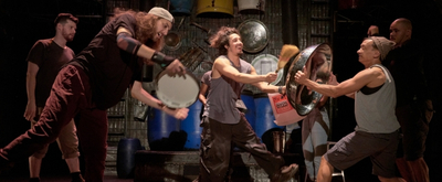 BWW Review: STOMP at the Moore Still Thrills ... For a Bit