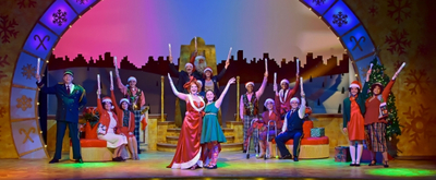 BWW Review: World Premiere of AUNTIE CLAUS at Nashville Children's Theatre is the Perfect Holiday Gift