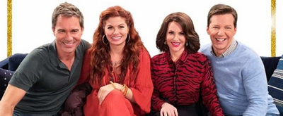 BWW Flashback: The Cast of WILL AND GRACE on Stage!