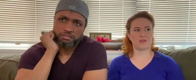 VIDEO: L. Steven Taylor and Holly Ann Butler Sing 'The Tango Quarantine' RENT Parody