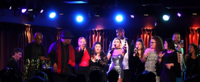 Photo Flash: Inside Scott Nevins' SPARKLE Benefit Concert At The Green Room 42