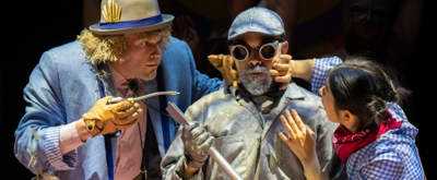Photo Flash: Quintessence Theatre Group Heads To Oz For The Holidays