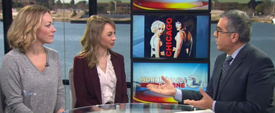 VIDEO: Stars of San Jose Stage Company's CHICAGO Appear on The Nine