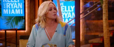 VIDEO: Jane Krakowski Debuts the LIVE WITH KELLY AND RYAN Kaftan Video