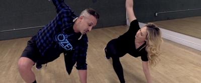 DANCE CAPTAIN DANCE ATTACK: Ben is a Bit of a Fixer Upper with FROZEN's Ashley Elizabeth Hale