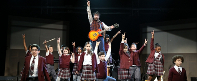 Broadway Rewind: SCHOOL OF ROCK Starts its Broadway Jam Session Video