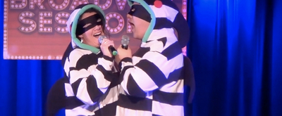 BWW Exclusive: Broadway Sessions Gets Wild with the Cast of BEETLEJUICE!