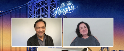 VIDEO: Jimmy Smits & Olga Merediz Explain Why IN THE HEIGHTS Will Resonate with Audie Video