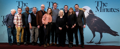 Photo Coverage: Meet the Cast of Tracy Letts' THE MINUTES on Broadway!