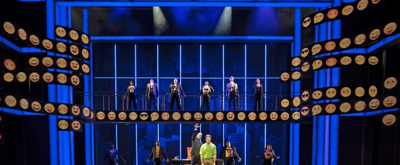Photo Flash: First Look at THE SECRET OF MY SUCCESS at the Paramount Theatre