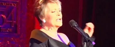 Video Flashback: Lorna Luft Performs 'The Man That Got Away' at Feinstein's/54 Below