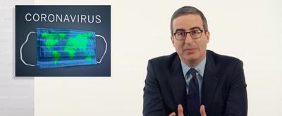 VIDEO: John Oliver Talks Coronavirus, Misinformation, Social Distancing and More on LAST WEEK TONIGHT