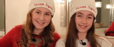 BWW TV: The Two 'Susans' Of WHITE CHRISTMAS Explore The Holidays In Chicago