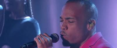 VIDEO: Anderson .Paak & Smokey Robinson Perform 'Make It Better' on JIMMY KIMMEL LIVE!