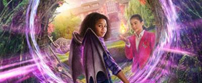 Disney Channel Announces Premiere Date for New Original Movie UPSIDE-DOWN MAGIC