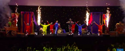 VIDEO: D23 Expo Takes Fans on the Musical Journey of ALADDIN