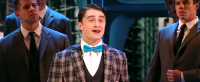 VIDEO: On This Day, March 27- Daniel Radcliffe Stars in HOW TO SUCCEED IN BUSINESS WITHOUT REALLY TRYING on Broadway
