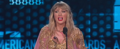 VIDEO: See Taylor Swift's ARTIST OF THE DECADE Acceptance Speech
