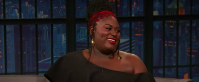 VIDEO: Danielle Brooks Wants to Bring MUCH ADO ABOUT NOTHING to Broadway