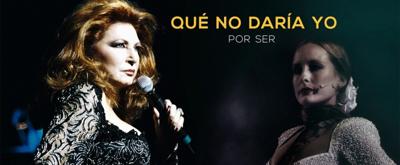 QUE NO DARÍA YO POR SER ROCIO JURADO se estrena en Valladolid