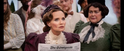 VIDEO: Kristin Chenoweth Channels Harold Hill in an Impressive New Musical Clip from  Video