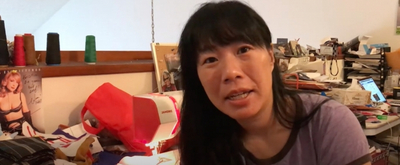 VIDEO: Kristina Wong Teaches How to Make Face Masks As Part of Center Theatre Group's Art Goes On Series