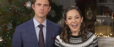VIDEO: Behind the Scenes of ONE ROYAL HOLIDAY With Laura Osnes and Aaron Tveit Video