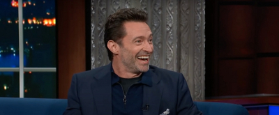 VIDEO: Hugh Jackman Warms Up His Voice for THE MUSIC MAN on Broadway!