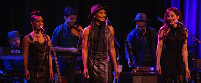 VIDEO: The Fates of HADESTOWN Perform 'When the Chips are Down' on LIVE FROM HERE