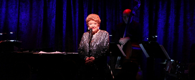 Feature: Marilyn Maye Day Is A Cabaret Holiday