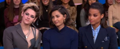VIDEO: Watch the Stars of CHARLIE'S ANGELS Interviewed on GOOD MORNING AMERICA