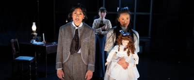 BWW Review: Book-It's THE TURN OF THE SCREW Creeped Me Out, But Not in the Way They Hoped