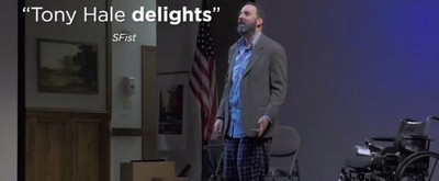VIDEO: First Look at Tony Hale and More in WAKEY, WAKEY at A.C.T.