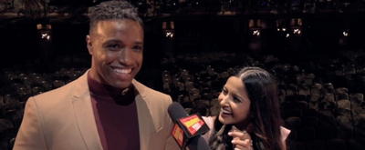 VIDEO: What's the Best Disney Song to Describe Quarantine? The Stars of THE LION KING and ALADDIN Answer!
