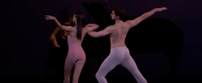 VIDEO: Beatriz Stix-Brunell and Reece Clark Perform a Clip From the Royal Ballet's AFTER THE RAIN