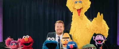 VIDEO: SESAME STREET Cast Crashes THE LATE LATE SHOW