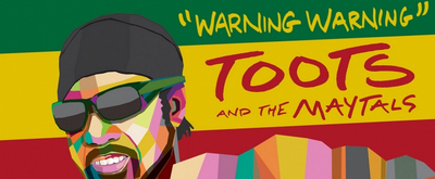 Toots And The Maytals Unveil New Video For 'Warning Warning'