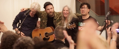 Choir! Choir! Choir! Release  'People Have The Power' Video with Patti Smith and Stewart Copeland