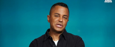 VIDEO: Yanic Truesdale Talks GILMORE GIRLS on TODAY SHOW