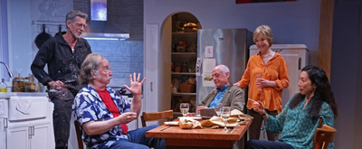 Review: FERN HILL at 59E59 Theaters-Heartfelt and Spirited