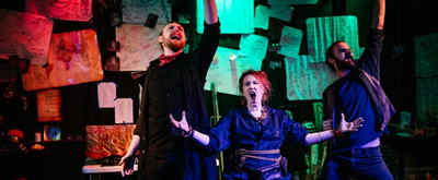 BWW Review: HAMLET: ROTTEN STATES, The Hope Theatre