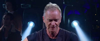 VIDEO: Sting Performs 'The Last Ship' on THE LATE LATE SHOW