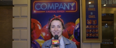 BWW Exclusive: Allison Frasca Stops By COMPANY on The Broadway Break(down)!