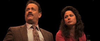 VIDEO: On This Day, April 1- Tom Hanks Makes His Broadway Debut In Nora Ephron's LUCKY GUY