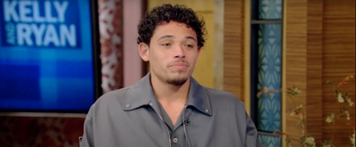 VIDEO: Anthony Ramos Talks About Filming IN THE HEIGHTS on LIVE WITH KELLY AND RYAN!