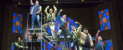 Photo Flash: First Look at THE FULL MONTY at the Argyle Theatre