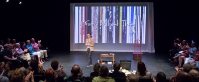 BWW Review: EVERY BRILLIANT THING OPENS AT SPINNING TREE THEATRE IN KANSAS CITY at Spinning Tree Theatre