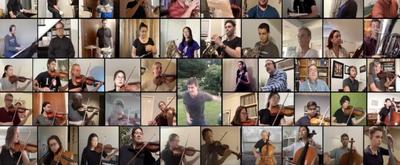 VIDEO: National Virtual Medical Orchestra Performs Arturo Márquez Danzon No. 2
