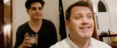 Living Room Concerts: Michael Arden & Andy Mientus Sing A NEW BRAIN